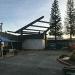Entry Canopy Project